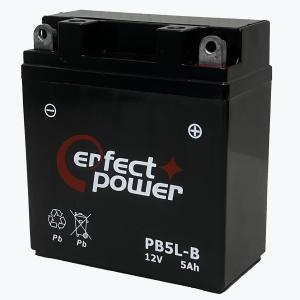 PERFECT POWER PB5L-B バイクバッテリー充...