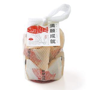 梅林堂 紅白満願成就 (まんがんじょうじゅ) 8匹入(お菓子 和菓子 洋菓子 焼き菓子 スイーツ お...