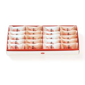 梅林堂 紅白満願成就 (まんがんじょうじゅ) 20匹入(お菓子 和菓子 洋菓子 焼き菓子 スイーツ ...