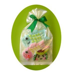 端午の節句・子供の日のお祝い・料理<期間限定>鯉のぼりかまぼこ(1袋)|bajokamaboko