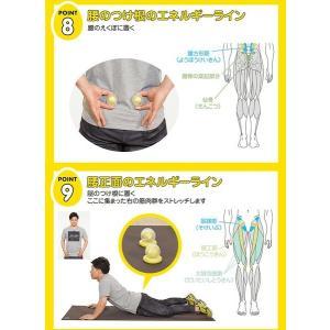 腰痛対策 グッズ エナジーエッグ 金メダリスト考案 腰痛 解消 ストレッチ器具|bakaure-onlineshop|08