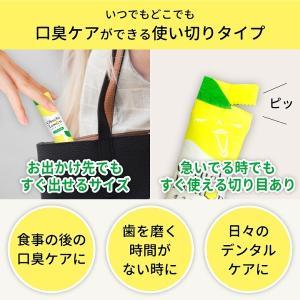 口内洗浄液 オクチレモン 25本セット 使い切りタイプ 口臭ケア 口臭予防 マウスウォッシュ|bakaure-onlineshop|06