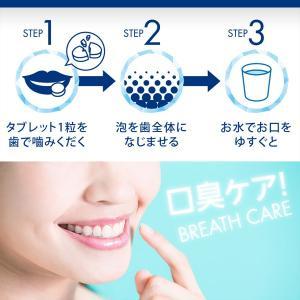 マウスウォッシュ 歯磨き 一粒噛むだけ カミガキ 携帯用 歯みがき 歯みがき 美白 口臭ケア 口内洗浄|bakaure-onlineshop|04