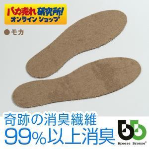 ブリーズブロンズ インソール メンズ レディース 消臭 靴|bakaure-onlineshop|02