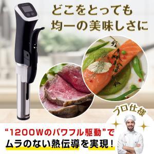 3,024円の特典付 グルーディア GLUDIA 低温調理器...