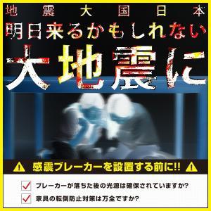 ヤモリ YAMORI 感震ブレーカー アダプター リンテック21 ブレーカー 自動遮断装置 地震対策 地震 通電火災 防止|bakaure-onlineshop|03