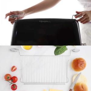 テングリル ミント 縦型グリル TENGRILL オーブン オーブンレンジ  オーブン料理 グリル料理 グリルプレート グリル|bakaure-onlineshop|05