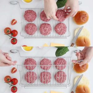 テングリル ミント 縦型グリル TENGRILL オーブン オーブンレンジ  オーブン料理 グリル料理 グリルプレート グリル|bakaure-onlineshop|06