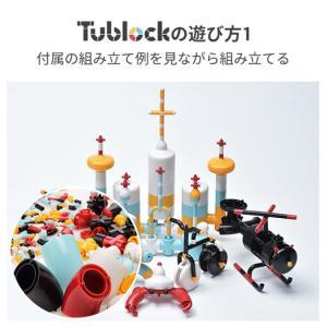 チューブロック スタンダードセット W特典付 5カラーズ おもちゃ 知育玩具 誕生日プレゼント 5歳 6歳 7歳 8歳 9歳 ブロック Tublock|bakaure-onlineshop|10