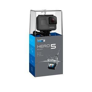 GoPro HERO5 ブラック CHDHX-502    【特長】 とても小さく軽いボディー、そし...