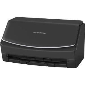 富士通 ScanSnap iX1500 FI-IX1500BK (ブラック 限定モデル) PFU ス...