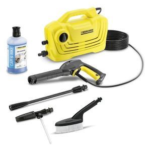 高圧洗浄機 カーキット 洗車向けアクセサリー標準装備 ・洗車時に泡洗浄が出来ます お掃除に役立つアク...