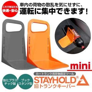カー用品 便利グッズ 収納 車 トランク コンテナ STAY HOLD mini