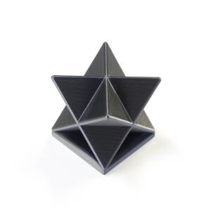 ●「バランスエッグ」の安定波動に神聖幾何学「マカバ(星形二重四面体)」の神秘の力を融合したフラッグシ...