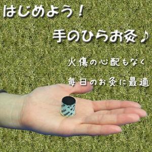 無煙紙筒灸 マニナ 弱 40個入|balance-karada|06