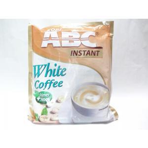 ABC エービーシー インスタント ホワイトコーヒー 20g...