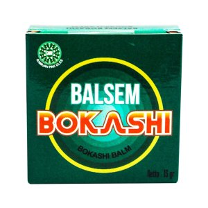 PakOles パックオレス Bokashi Balm ボカシ バーム 20 g  ・ボカシ ラブ ...