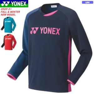 YONEX ヨネックス ウェア ライトトレーナー(フィットスタイル) 長袖シャツ  [31039][...