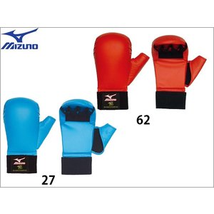 ミズノ 空手 拳サポーター (両手1組) 23JHA766...