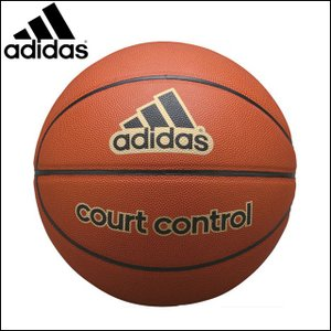 アディダス バスケットボール コートコントロール 5号球 AB5117