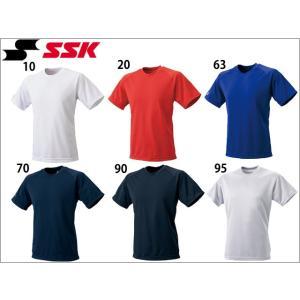 素材:ポリエステル100%  特徴:ソフトで吸汗速乾に優れた素材を使ったクルーネックTシャツ。   ...