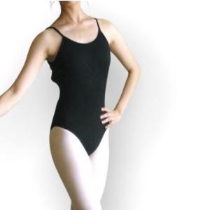 バレエレオタード バックラインストーンデザインキャミソール(サイズ140〜170)B-175 |ballet-swallowsea|03