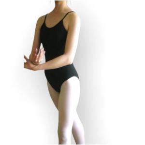 バレエレオタード バックラインストーンデザインキャミソール(サイズ140〜170)B-175 |ballet-swallowsea|04