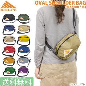 KELTY ケルティ ショルダーバッグ ショルダーポーチ OVAL SHOULDER BAG M