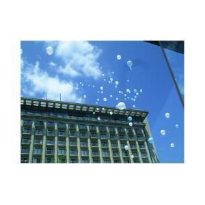 バルーンリリースとは挙式後にみんなでバルーンを飛ばすステキな演出です。 使用する風船は100%天然素...