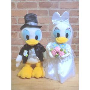 電報 結婚式 ディズニー ドナルド、デイジーの結婚式 結婚祝い バルーンフラワー お祝い 送料無料 |balloon-shop|04