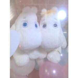 結婚祝い 電報 ムーミン&フローレンたまごバルーン 結婚式 バルーン電報 友人 入籍祝い 誕生日 ムーミン 退職祝い プレゼント balloon-shop 04