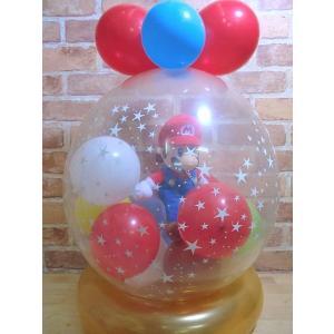 電報 結婚式 面白い マリオたまごバルーン 誕生日プレゼント 男の子 小学校 中学校 お祝い 任天堂 30代 男 |balloon-shop