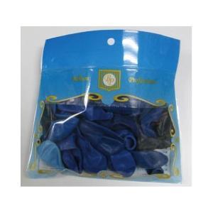 13インチ ゴム風船(balloon)20個入パステルクリスタル ブルーアソート (天然ゴム100%)|balloons-pro
