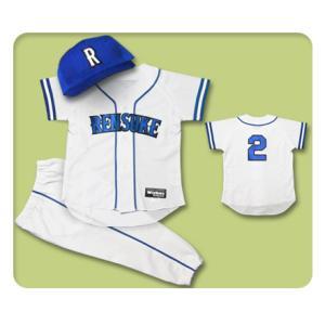 本格仕様のKIDSユニフォーム シャツのみ【W2】80cmから作製可能!! ベビーユニフォーム/キッズユニフォーム/赤ちゃん・子ども用/野球|ballpark-withus