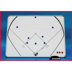 野球用作戦盤 M 600x450 サイズ モノクロタイプ|ballparkint