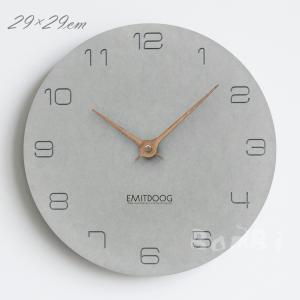 壁掛け 時計 静か 静音 掛け時計 北欧 連続 秒針 見やすい 音がしない おしゃれ 乾電池
