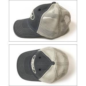 FORD ロゴ刺繍 メッシュキャップ (ネイビー×ベージュ)-G- フォード CAP 帽子 アメカジ カジュアルブランド ヴィンテージスタイル|bambi|02