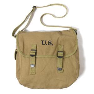 US type M1936 ミュゼットバッグ (コヨーテ)【レプリカ】-R- ミリタリーバッグ ショルダー アメカジ カジュアル BAG|bambi