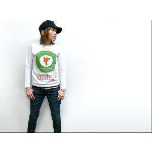 Swing 60 ロングスリーブTシャツ -G- ロンT 長袖 モッズ UKロック アメカジ カジュアルコーデ|bambi|04