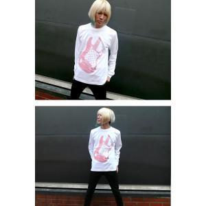 Rocker? ロングスリーブ Tシャツ -G- ロンT メンズ レディース ロック ギター柄 アメカジ おしゃれ 長袖Tシャツ|bambi|05