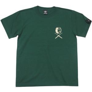 ロックTシャツ / DR3 (ドラムロッカー3) Tシャツ (アイビーグリーン) -G- 半袖 緑色 ドラム ドラマー バンド ロックンロール|bambi|05