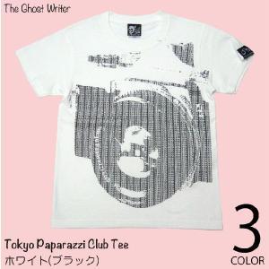 Tokyo Paparazzi Club Tシャツ -G- カメラ グラフィック フォトT カジュアル アメカジコーデ 半袖|bambi