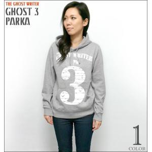 オリジナルパーカー The Ghost Writer・シリーズ  [ メンズ レディース ユニセッ...