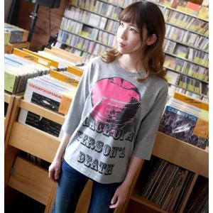 American Monster(アメリカン モンスター) ハーフスリーブ Tシャツ -G- 5分袖 パンクロックT プリント アメカジ 大きいサイズ|bambi