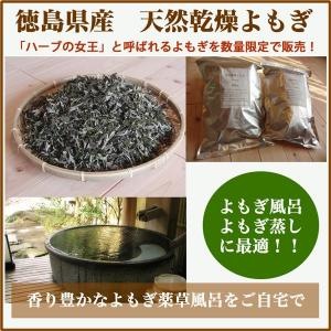 ☆徳島県産 天然乾燥よもぎ 1kg(500g×2袋) 全国一律送料540円です。(ゆうメールでは送付...