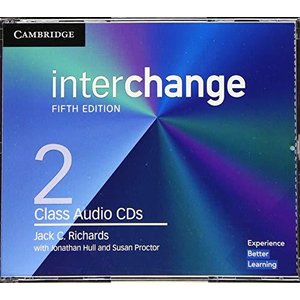 Interchange Level 2 Class Audio CDs|banana-store2