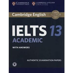 Cambridge IELTS 13 Academic Student's Book with Answers with Audio: Authentic Examination Papers (IELTS Practice Tests)|banana-store2