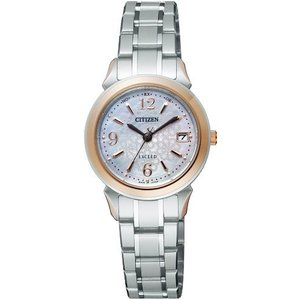 [シチズン]CITIZEN 腕時計 EXCEED エクシード Eco-Drive エコ・ドライブ 電波時計 Perfex搭載 ペアモデル EBD75-5072 レディ banana-store2