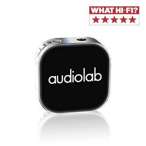 Audiolab ワイヤレスヘッドホンアンプ Bluetooth ポータブルアンプ DAC搭載 ハイレゾ音源対応 最大32bit/384K出力 音質|banana-store2