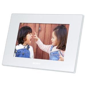 ソニー SONY デジタルフォトフレーム D75 ホワイト DPF-D75/W banana-store2